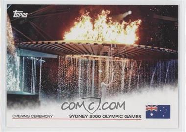 2012 Topps U.S. Olympic Team and Olympic Hopefuls Opening Ceremony #OC-24 - Sydney 2000 Olympic Games