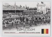 Antwerp 1920 Olympic Games