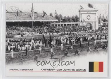 2012 Topps U.S. Olympic Team and Olympic Hopefuls Opening Ceremony #OC-6 - [Missing]