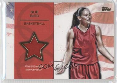 2012 Topps U.S. Olympic Team and Olympic Hopefuls Relics Gold #OR-SB - Sue Bird /25