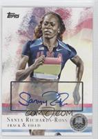 Sanya Richards-Ross /30