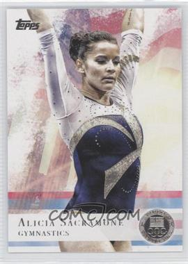 2012 Topps U.S. Olympic Team and Olympic Hopefuls Silver #11 - [Missing]