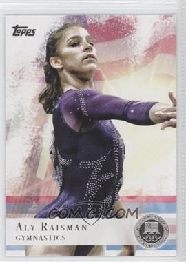 2012 Topps U.S. Olympic Team and Olympic Hopefuls Silver #15 - [Missing]