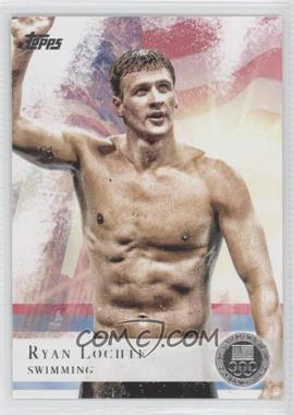 2012 Topps U.S. Olympic Team and Olympic Hopefuls Silver #17 - [Missing]