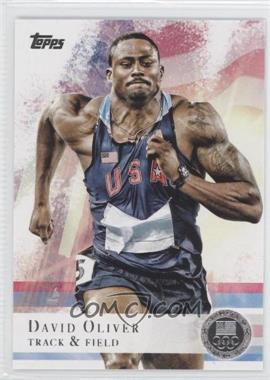 2012 Topps U.S. Olympic Team and Olympic Hopefuls Silver #21 - [Missing]