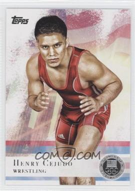 2012 Topps U.S. Olympic Team and Olympic Hopefuls Silver #33 - [Missing]