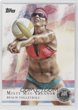 2012 Topps U.S. Olympic Team and Olympic Hopefuls Silver #40 - [Missing]
