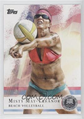 2012 Topps U.S. Olympic Team and Olympic Hopefuls Silver #40 - Misty May-Treanor