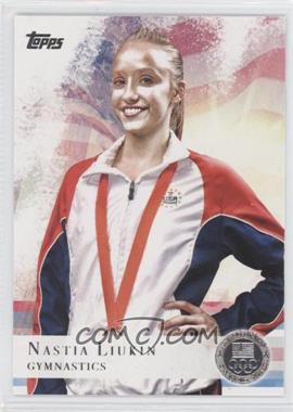 2012 Topps U.S. Olympic Team and Olympic Hopefuls Silver #43 - [Missing]