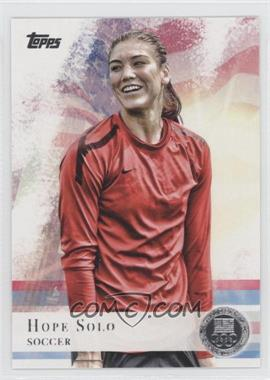 2012 Topps U.S. Olympic Team and Olympic Hopefuls Silver #50 - [Missing]