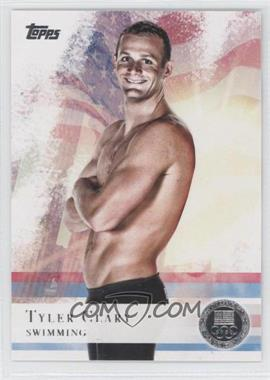 2012 Topps U.S. Olympic Team and Olympic Hopefuls Silver #52 - Tyler Clary