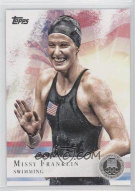 2012 Topps U.S. Olympic Team and Olympic Hopefuls Silver #59 - [Missing]