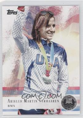 2012 Topps U.S. Olympic Team and Olympic Hopefuls Silver #67 - [Missing]
