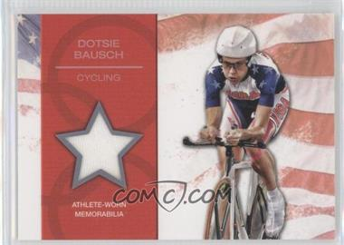 2012 Topps U.S. Olympic Team and Olympic Hopefuls U.S. Olympic Team Relic #OR-DB - Dotsie Bausch
