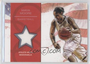 2012 Topps U.S. Olympic Team and Olympic Hopefuls U.S. Olympic Team Relic #OR-MM - Maya Moore