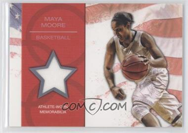 2012 Topps U.S. Olympic Team and Olympic Hopefuls U.S. Olympic Team Relic #OR-MM - [Missing]