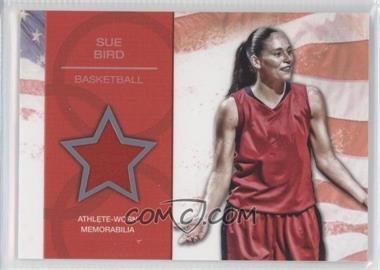 2012 Topps U.S. Olympic Team and Olympic Hopefuls U.S. Olympic Team Relic #OR-SB - Sue Bird