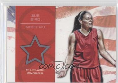 2012 Topps U.S. Olympic Team and Olympic Hopefuls U.S. Olympic Team Relic #OR-SB - Sue Bird
