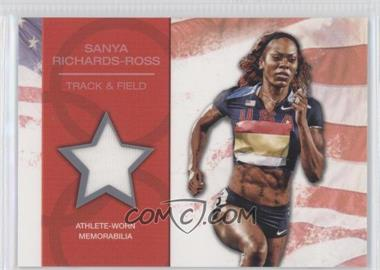 2012 Topps U.S. Olympic Team and Olympic Hopefuls U.S. Olympic Team Relic #OR-SR - [Missing]