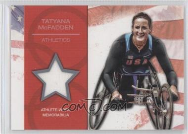 2012 Topps U.S. Olympic Team and Olympic Hopefuls U.S. Olympic Team Relic #OR-TM - [Missing]