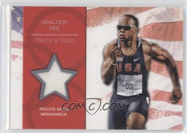 2012 Topps U.S. Olympic Team and Olympic Hopefuls U.S. Olympic Team Relic #OR-WD - Walter Dix
