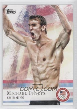 2012 Topps U.S. Olympic Team and Olympic Hopefuls #100 - [Missing]