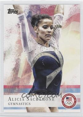2012 Topps U.S. Olympic Team and Olympic Hopefuls #11 - Alicia Sacramone