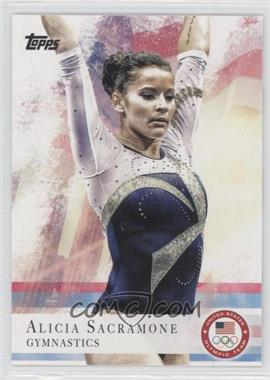 2012 Topps U.S. Olympic Team and Olympic Hopefuls #11 - Alicia Sacramone