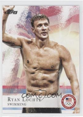 2012 Topps U.S. Olympic Team and Olympic Hopefuls #17 - [Missing]