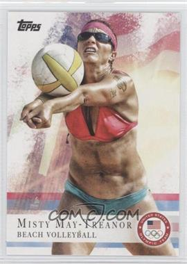 2012 Topps U.S. Olympic Team and Olympic Hopefuls #40 - [Missing]