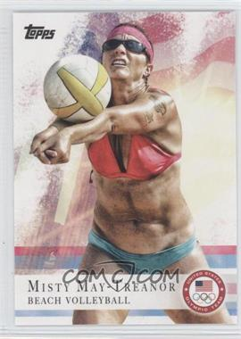 2012 Topps U.S. Olympic Team and Olympic Hopefuls #40 - Misty May-Treanor