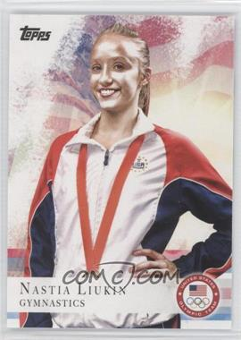 2012 Topps U.S. Olympic Team and Olympic Hopefuls #43 - [Missing]
