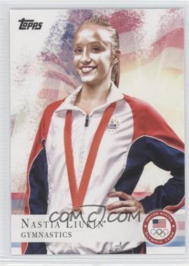 2012 Topps U.S. Olympic Team and Olympic Hopefuls #43 - Nastia Liukin
