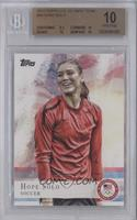 Hope Solo [BGS 10]