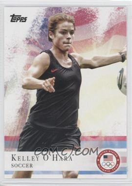 2012 Topps U.S. Olympic Team and Olympic Hopefuls #61 - Kelley O'Hara