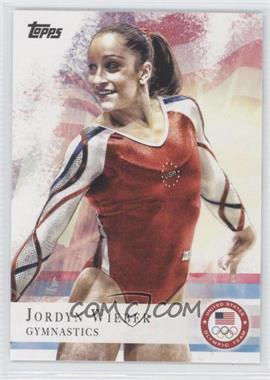 2012 Topps U.S. Olympic Team and Olympic Hopefuls #78 - Jordyn Wieber