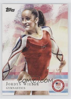 2012 Topps U.S. Olympic Team and Olympic Hopefuls #78 - Jordyn Wieber