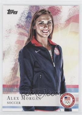 2012 Topps U.S. Olympic Team and Olympic Hopefuls #90 - Alex Morgan