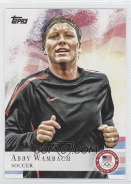 2012 Topps U.S. Olympic Team and Olympic Hopefuls #93 - [Missing]