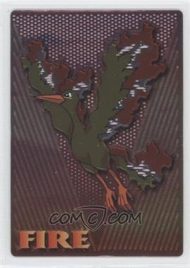 1997-2001 Pokemon Meiji Promos - [???] #NoN - Fire (Moltres)