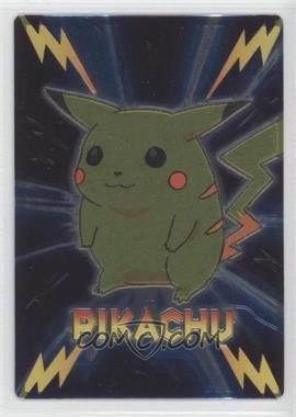 1997-2001 Pokemon Meiji Promos - [???] #NoN - Pikachu