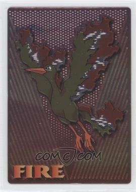 1997-2001 Pokemon Meiji Promos [???] #NoN - Fire (Moltres)