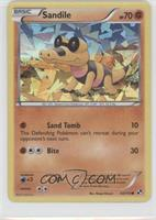 Sandile (Cracked Ice)