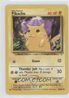 Pikachu (E3 - 1st TCG Promo)