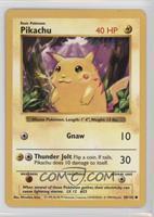 Pikachu (Red Cheeks)
