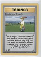 Pokemon Breeder