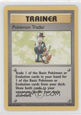 1999 Pokemon Base Set Booster Pack [Base] Unlimited #77 - Pokemon Trader