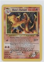 Blaine's Charizard