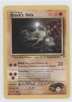 Brock's Onix