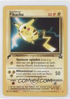 Pikachu (Dutch)